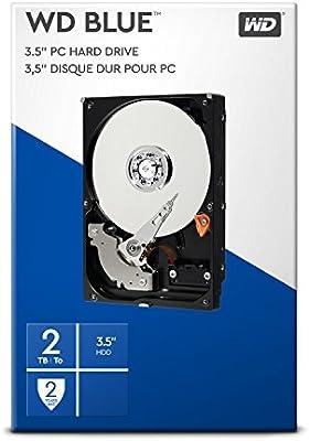 Western Digital WDBH2D0020HNC - Disco duro interno de 2 TB, color ...