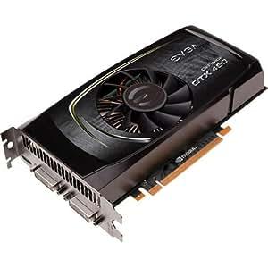 EVGA 01G-P3-1370-KR NVIDIA GeForce GTX 460 1GB - Tarjeta gráfica (Activo, NVIDIA, GeForce GTX 460, GDDR5, PCI Express 2.0, 2560 x 1600 Pixeles)