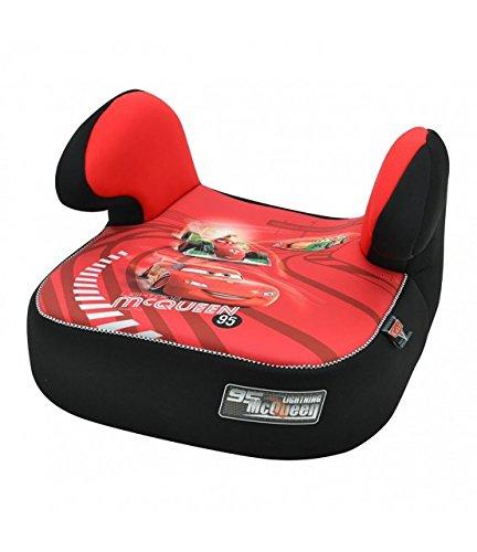 Mycarsit Rehausseur Disney, Groupe 2/3 (de 15 à 36 kg), Motif Cars TF6XG 255911