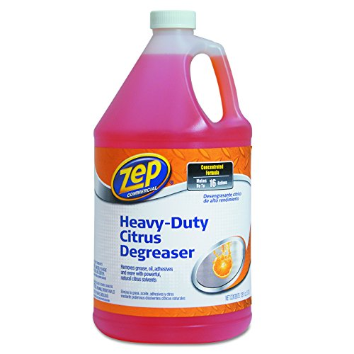 Zep Commercial 1046806 Citrus Cleaner and Degreaser, Citrus Scent, 1 gal Capacity Bottle by Zep Commercial (Image #2)