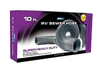 Camco 39641 RV HTS 10 Super Heavy-Duty Sewer Hose