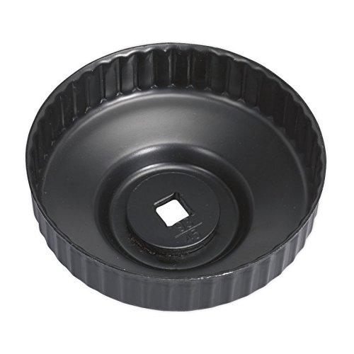 Sealey VS7006.V2-15 Oil Filter Cap Wrench /Ø86mm x 18 Flutes