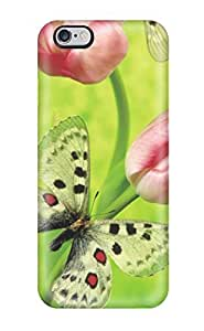 For Iphone Case, High Quality Butterfly For Iphone 6 Plus Cover Cases
