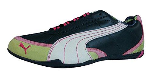 Puma Alsten Lux Wns Schwarz, Damen Sport Schuhe, Size 37.5 EU - 4.5 UK - 23.5 cm