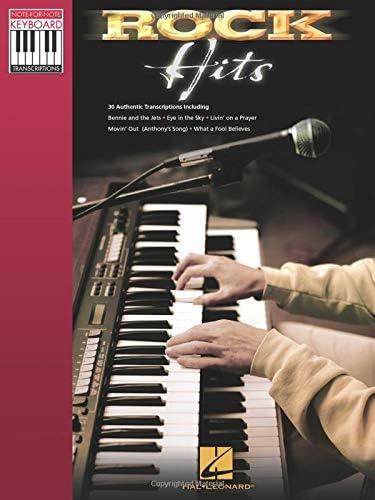Rock Hits Piano