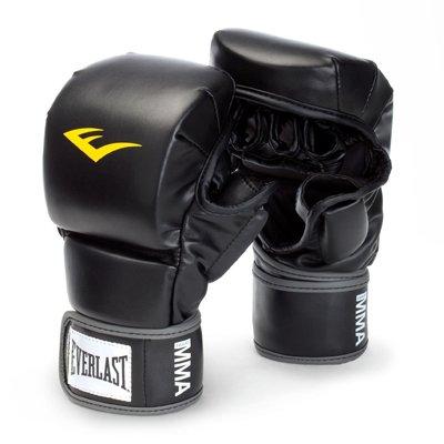 Everlast Train Advanced MMA 7-Ounce Striking / Training Gloves & Mini Tool Box (ml)