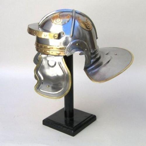 Roman Imperial Italic Armor Helmet ~ Medieval Knight Crusader ~ Armer A