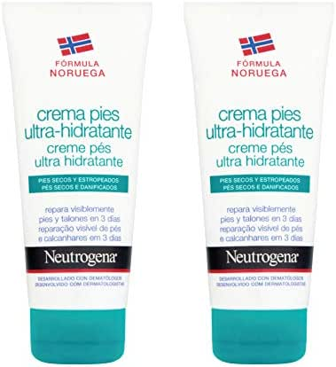 Neutrogena Foot Cream Ultra-Moisturizing 2x100ml