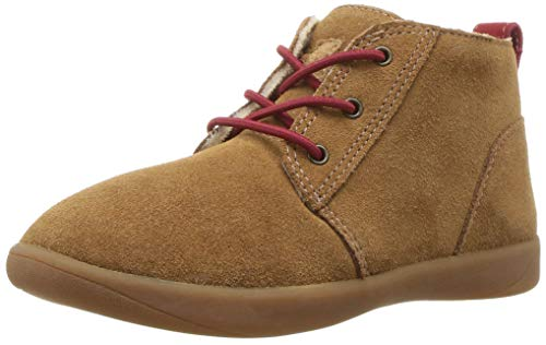 UGG Baby T Kristjan Chukka Boot, Chestnut, 9 M US Toddler]()