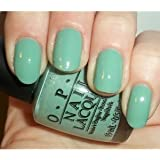 """OPI """"Silver Shatter"""" and """"Mermaid's Tears"""" From Pirate of the Caribbean"""