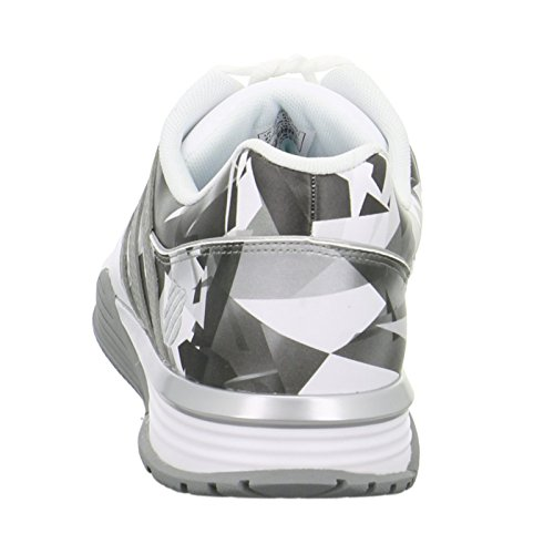 128 K White Basses Homme neutral Baxter Swiss 03787 Gray Sneakers FwFzxqHWnZ