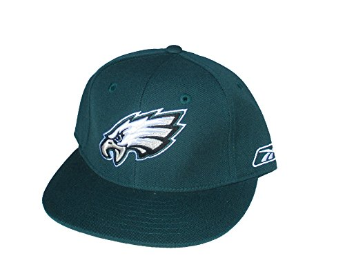 Philadelphia Eagles Fitted Size 7 1/4 NFL Players On-Field Hat Cap - Team Colors