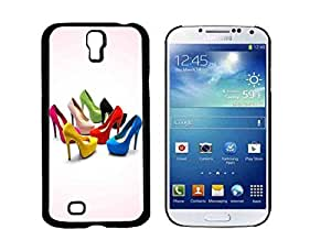 Womens Colorful Heel Collection Galaxy S4 Phone Case