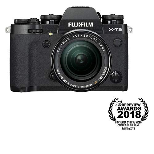 Fujifilm X-T3 Mirrorless Digital Camera...