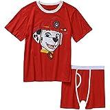 Underoos Boys Underwear Briefs and Shirt 2PC Set Paw Batman Superman