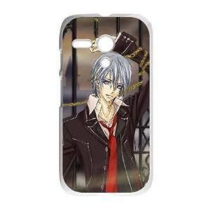 Motorola Moto G Phone Case White Vampire Knight ES3TY7876466