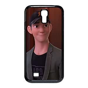 Samsung Galaxy S4 I9500 Phone Case Black Big Hero 6 Character Tadashi Hamada ESTY7912393