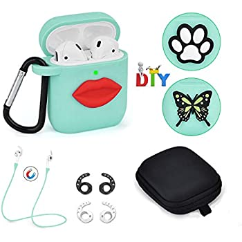 Amazon.com: Airpods Case Cover, 3D Detachable Blooming