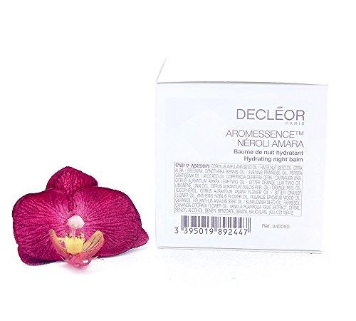 Decleor Hydrating Moisturizer - Decleor Aromessence Neroli Amara Hydrating Night Balm Salon Size, 3.3 Ounce