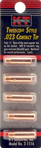 K-T Industries 2-1516 Tweeco 11 Tip .023 (5 Pack)