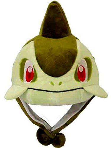 Hat Costumes Aviator Lined (Pokemon: Axew Dragon Aviator Costume)