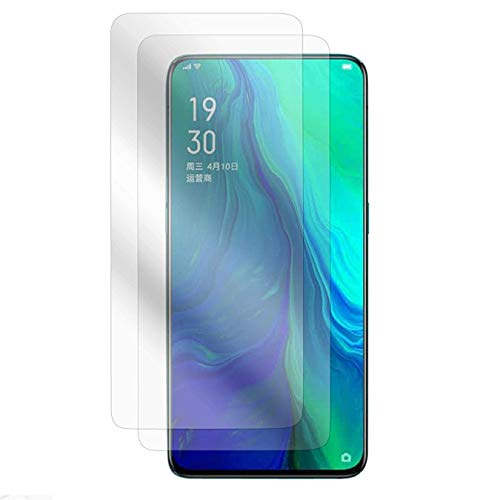 Screen Protector for Oppo Reno 10x Zoom (Screen Protector by BoxWave) – ClearTouch Anti-Glare (2-Pack), Anti-Fingerprint…