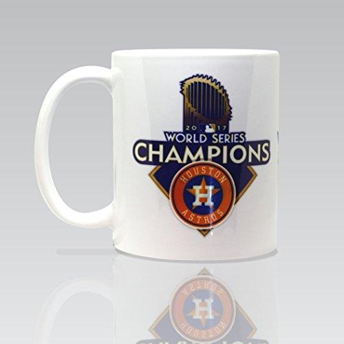Mug Houston Coffee (Houston Astros World Series Champions 2017 11oz Ceramic Coffee Mug)