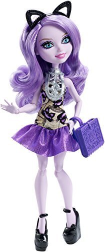 [Ever After High] Ever After High Book Party Kitty Cheshire Doll DHM11 [parallel import goods] ()