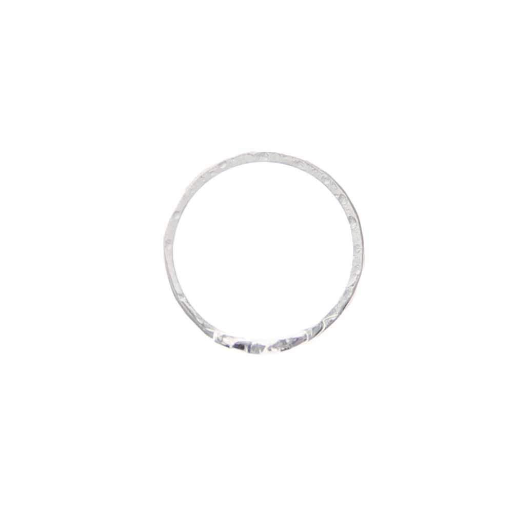 Half Sun Design.925 Sterling Silver Band Pura Vida Sunset Silver Plated Ring Sizes 5-9