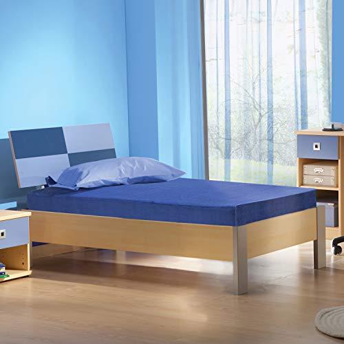 Boyd Sleep Children's Open Cell Memory Foam Mattress, Blueberry, ()
