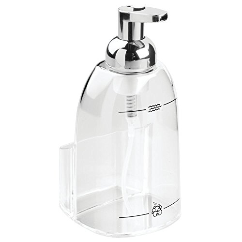 InterDesign Sinkworks Foaming Soap Dispenser and Sponge Cadd