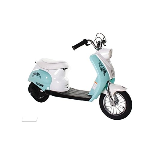Surge 4V 250 lbs. Retro Inspired City Scooter by