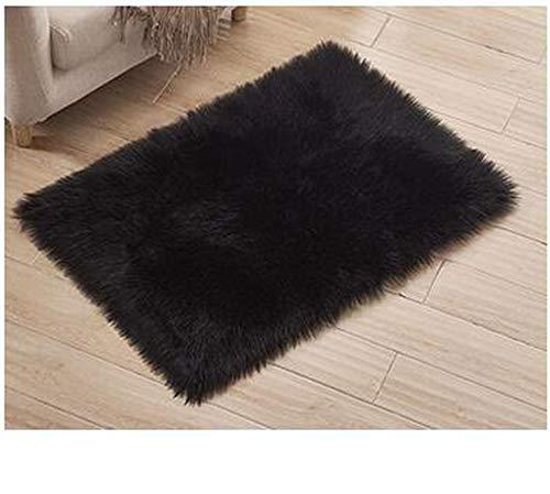4004 Area Rug - FUZE Living Room Modern Home Decor Bedroom Fur Carpet Cloakroom Mat