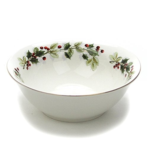 Holly & Berry Design by Home, Stoneware Coupe Soup Bowl