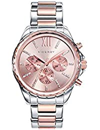 Reloj Viceroy 40930-73 Steel Woman Rosa Multifunction