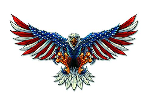 Buy pro american decal