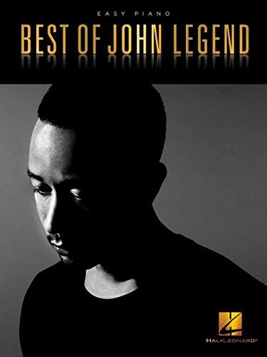 Hal Leonard Best of John Legend - Easy (John Legend Piano Sheet)