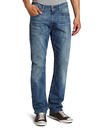 (Levi's Men's 505 Regular Fit Jean, Standardize, 31x32)