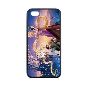 Custom Tangled Princess Back Cover Case for iphone 5C JN5C-105