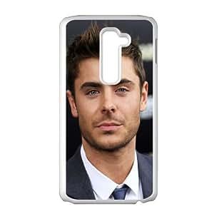 LG G2 Cell Phone Case White Zac Efron M4G3BI