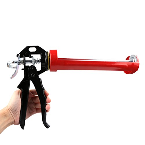 Benbo Heavy Duty Caulking Gun,1/10-Gallon Cartridge Capacity,18:1 Thrust Ratio by Benbo