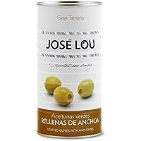 Aceitunas Verdes Rellenas de Anchoa (1,4 kg)