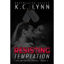 Resisting Temptation (Men of Honor Book 3)