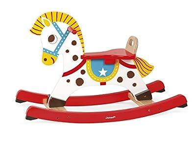 Janod Punchy Rocking Horse Ride On