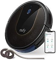 Eufy by Anker Aspiradora Robot Robovac 30C,Ultradelgada, Súper Silenciosa, Wifi Google Assistant, Filtro HEPA,