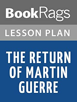 the return of martin guerre essay Find and download essays and research papers on return martin guerre.