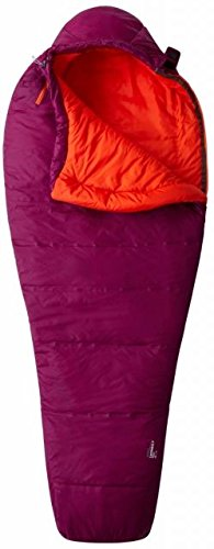 Mountain Hardwear Laminina Z Spark Sleeping Bag - Women's Dark Raspberry Regular / Right Zip Mountain Hardwear Womens Sleeping Bag
