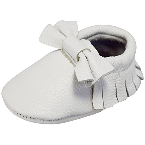 unique-baby-leather-bow-moccasins-anti-slip-tassels-prewalker-toddler-shoes-m-55-inches-white