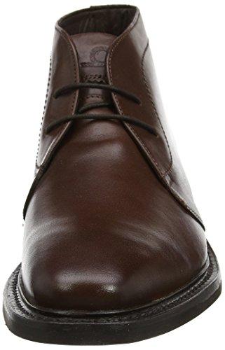 Marrone Brown Chatham Uomo Polacchine Gable dark 002 x1Ut81