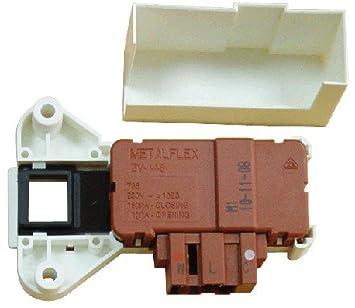 Interruptor retardo blocapuerta Lavadora FAGOR ZV-446 MA: Amazon ...